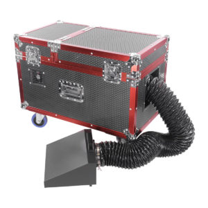 Evolite fog 3000 machine à fumée lourde